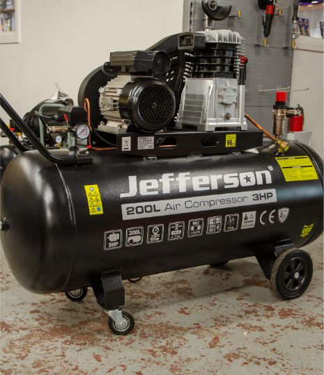 Compressors Featured Image