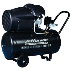 50 Litre 3HP 10 Bar V Pump Compressor (230V)