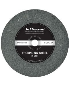 """6"""" Bench Grinder Wheel 36 Grit"""