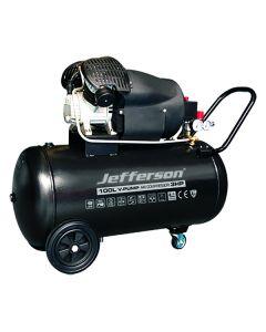 100 Litre 3HP 10 Bar V Pump Compressor (230V)
