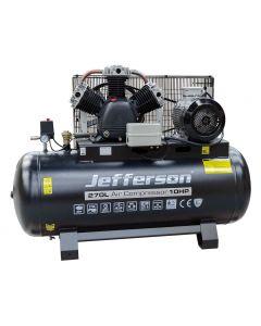 270 Litre 10HP 10 Bar Compressor (3 Phase)