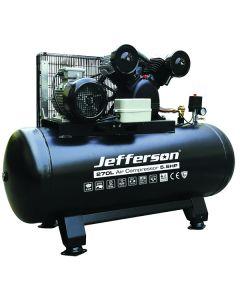 270 Litre 5.5HP 10 Bar Compressor (3 Phase)