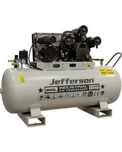 200 Litre 4HP 10 Bar Compressor (230V)