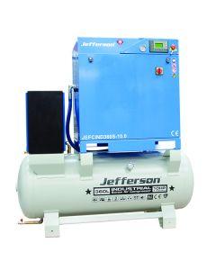 360 Litre 10HP 10 Bar Screw Compressor (415V)