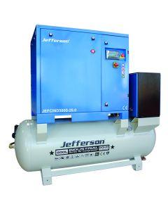 500 Litre 20HP 10 Bar Screw Compressor (415V)