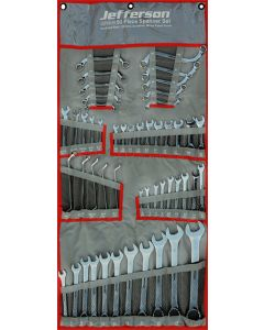 50 Piece Combination Spanner Set