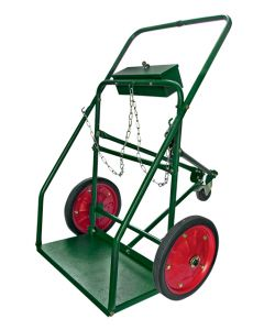 Double Cylinder Trolley (3 Wheeled)