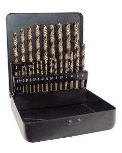 M35 25 Piece Drill Bit Set