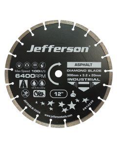 300mm Industrial Diamond Blade (Asphalt)
