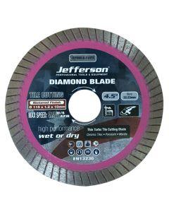 115mm Tile Cutting Diamond Blade