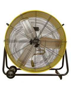 "30"" 110V Commercial Drum Fan"
