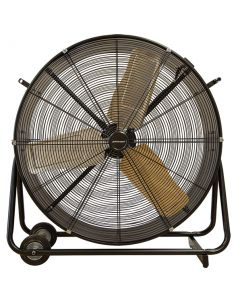 "30"" 230V Commercial Drum Fan"