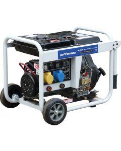 180Amp Diesel Welder Generator