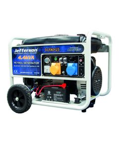 4.4kVA Petrol Generator (Electric Start)