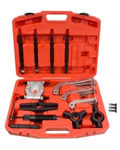 10 Tonne 23 Piece Hydraulic Puller Set