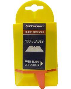 Utility Blade Dispenser (Pack of 100)