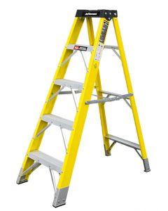 5 Tread Fibreglass Step Ladder