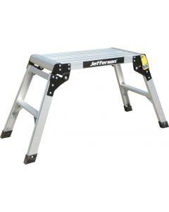 300mm Wide 2 Tread Aluminium Work Platform