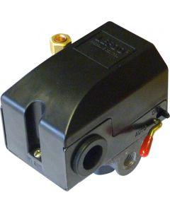 Compressor Single Phase Pressure Switch c/w lever for 25L, 50L & Twin Tank