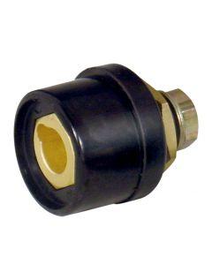 Panel Socket M-10 Female 35/50mm²
