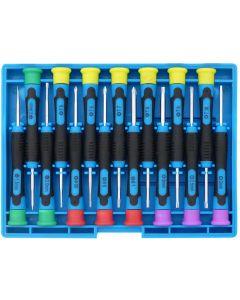15 Piece Precision Screwdriver Set