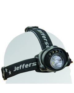 200lm Rechargeable Headlamp with Motion Sensor