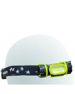 160lm Rechargeable Headlamp