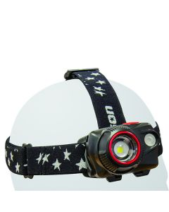 580lm Rechargeable Uni-Powered Cree LED Headlamp