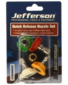Complete Nozzle Tip Set