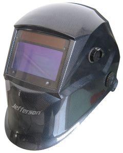 Carbon Fibre Style Automatic Welding Helmet