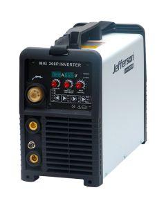 Multi Purpose 200 Amp MIG/TIG/ARC Welder Kit