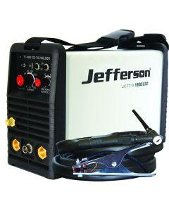 180 Amp 230V HF Pulse TIG Welder Kit