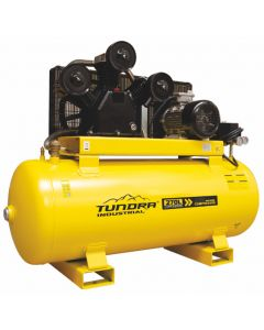 Tundra 270 Litre 7.5HP 10 Bar Industrial Compressor (3 Phase)