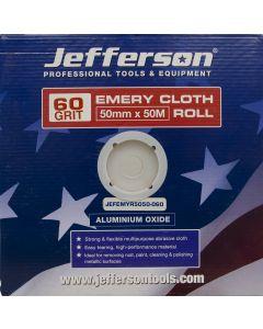 Emery Cloth Roll 50mm x 50M x 60G