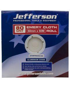 Emery Cloth Roll 50mm x 50M x 80G