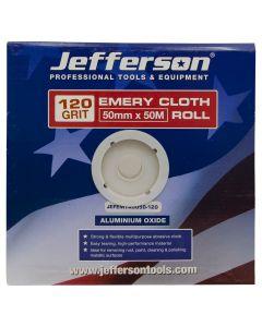 Emery Cloth Roll 50mm x 50M x 120G