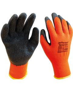 Orange Thermal Gloves
