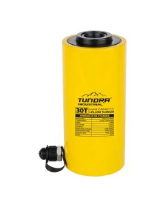 30 Tonne High Capacity Hollow Plunger Hydraulic Cylinder